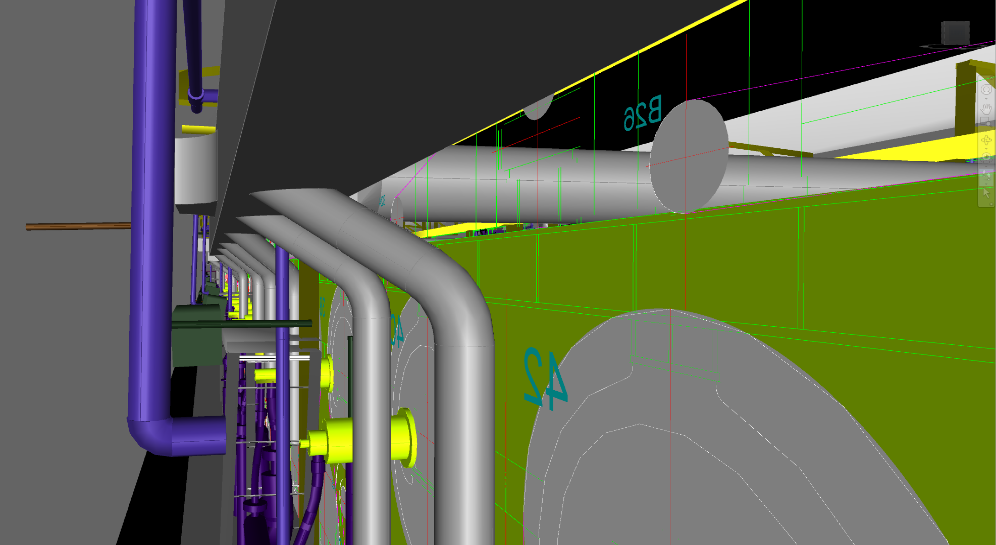 Luchttoevoerkanalen | Doel: Optimalisatie beluchting van product in machine