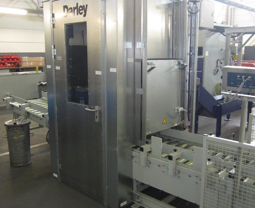 Geluidsreducerende voorzieningen t.b.v. een machinekamer van een zandzuiger