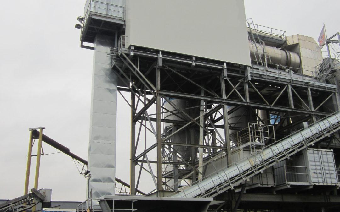 Scherm | Doel: afschermen geluid van een elevator en een droogtrommel